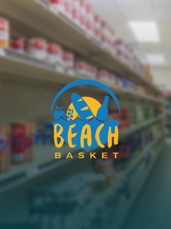 Beach Basket San Pedro Belize